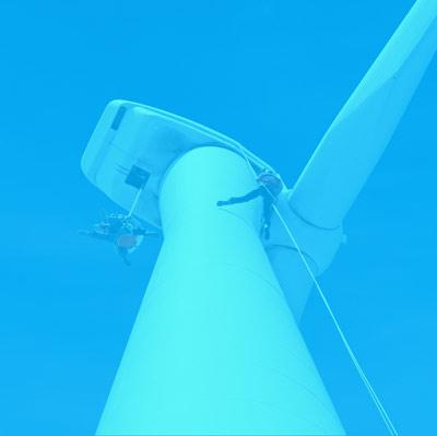 windfarm Wind Turbine rescue
